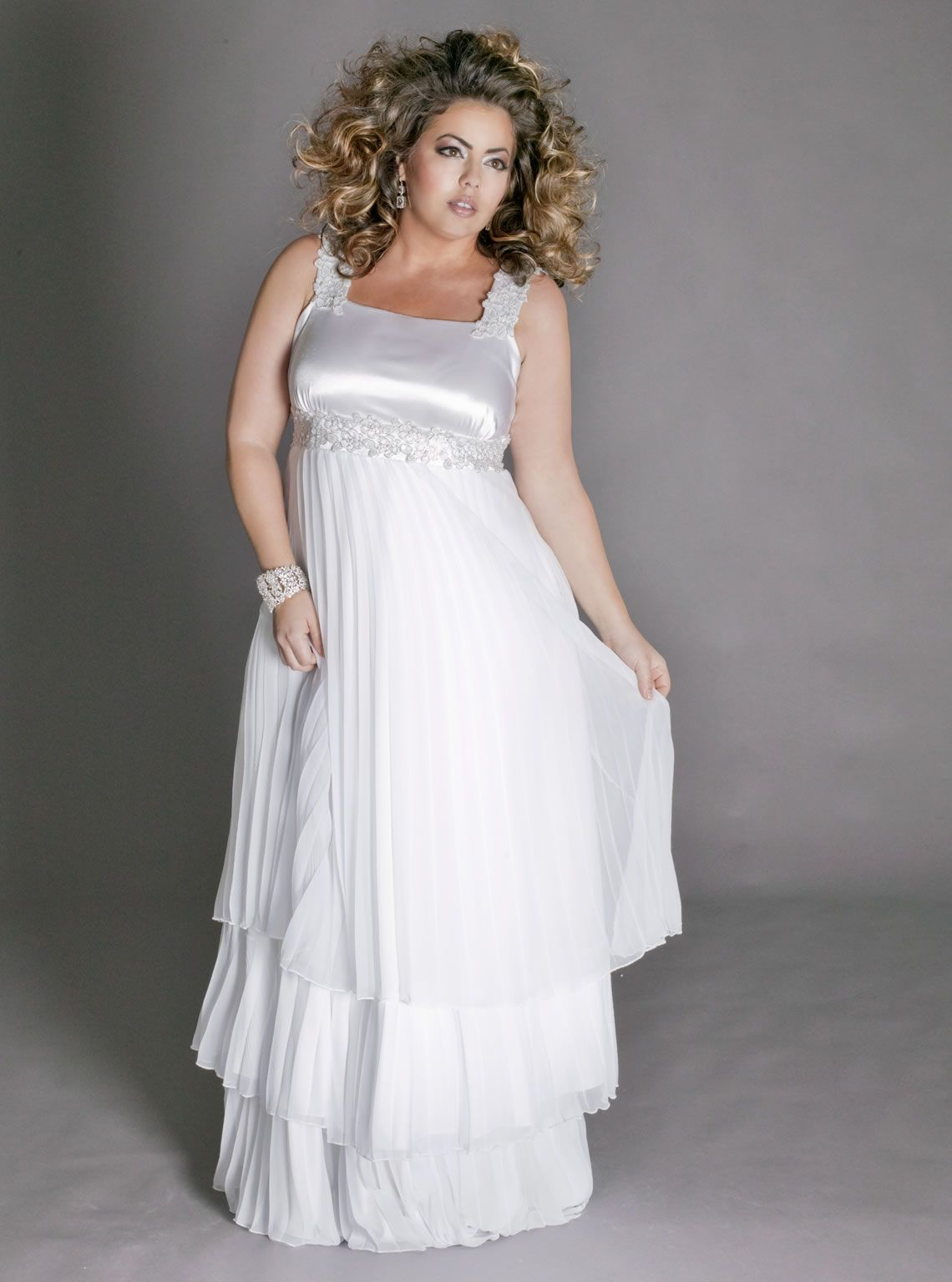 Madelaine chiffon plus size wedding dress plus size fashion madelaine chiffon plus size wedding dress ombrellifo Images