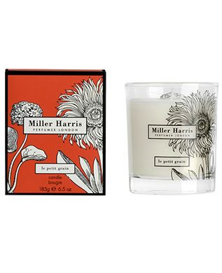 gift guide - miller harris candle