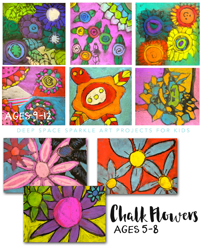 12 White /& 12 Coloured Art Craft for Home or School Ideal Gift for Child Chalk