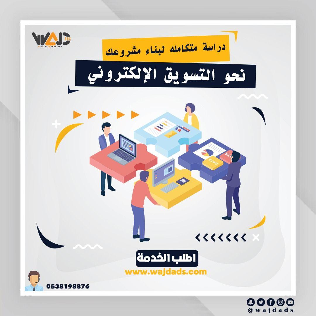 دراسة مشروع التسويق الالكتروني Playbill
