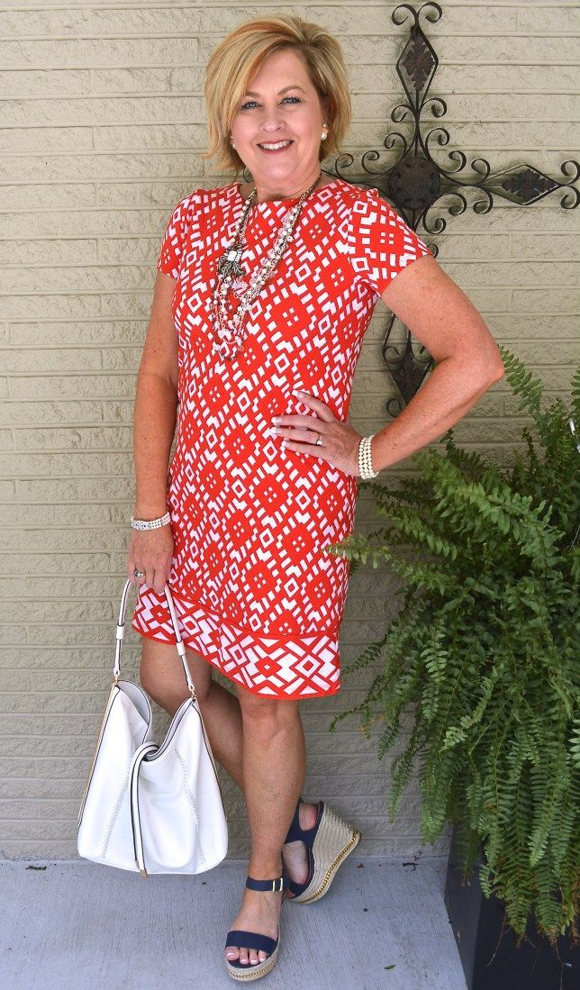 Summer Outfits For 40 Year Old Woman: 50 IS NOT OLD