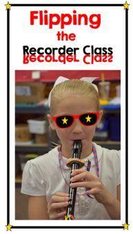 Oops I Flipped The Elementary Recorder Class Just A Little More Aula De Música Clase De Musica Música Primaria