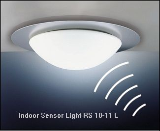 motion sensor ceiling home light sensor lights for home pinterest. Black Bedroom Furniture Sets. Home Design Ideas