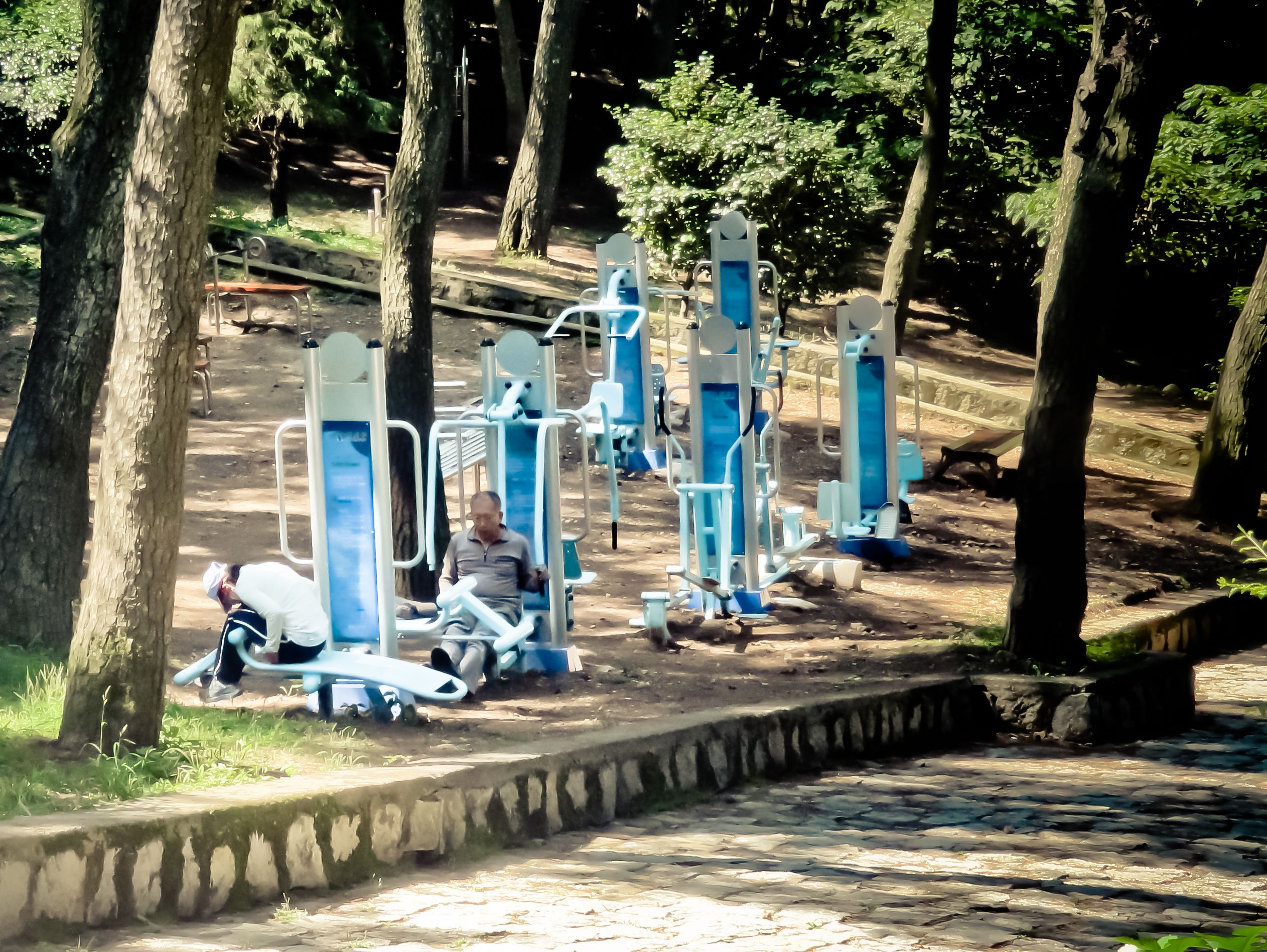 Outdoor Playground Outdoor Gyms Outdoor Gym