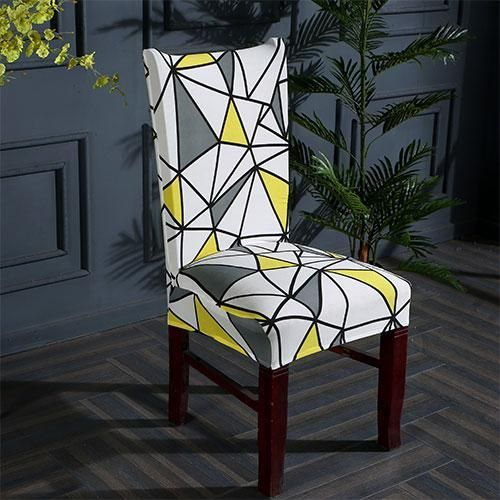 Multi-color Spandex Chair Cover for Office, Wedding, Banquet, Party, Hotel and Home&Living images