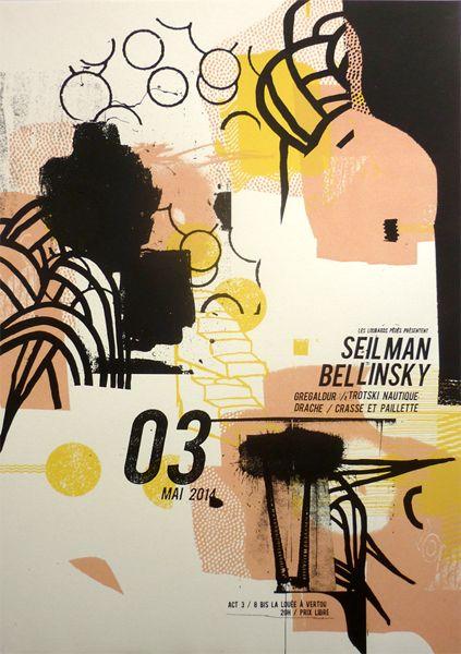 Seilman Bellinsky by Boris Jakobek