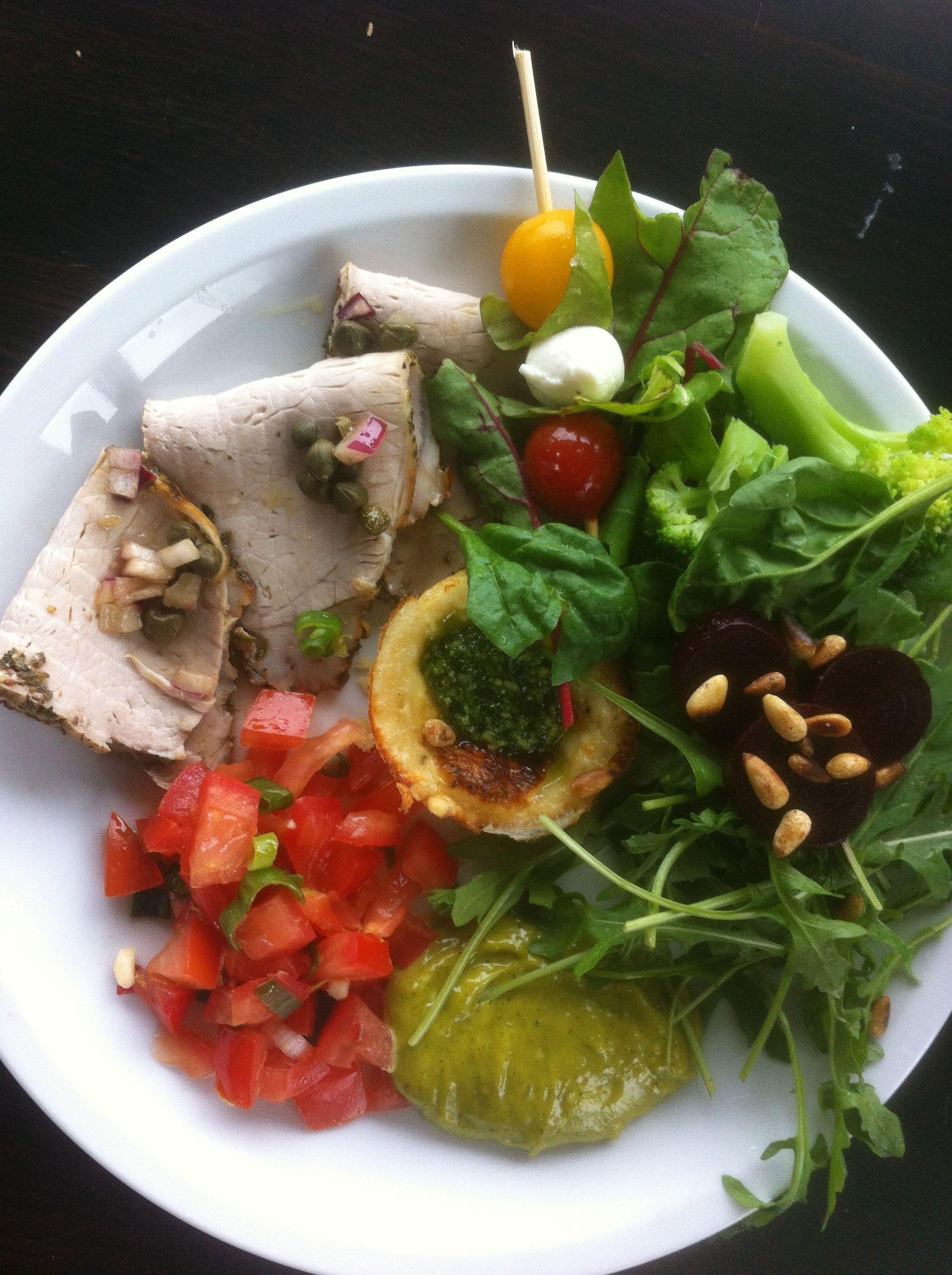 Mat från min buffé #AnnaHarald