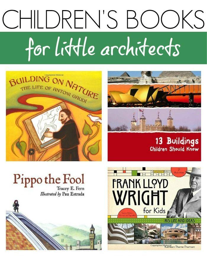 Stem School Karachi: The BEST Books About Buildings For Little Architects