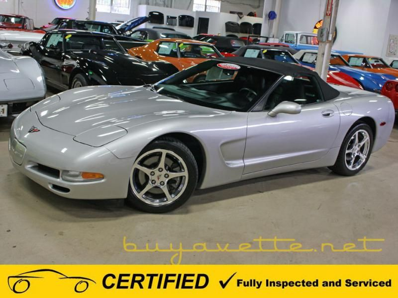 2004 Corvette 1sb Convertible 101926cjh 2004 Corvette