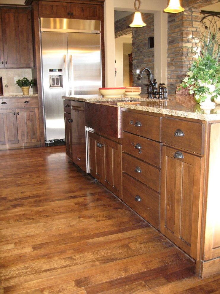 sumptuous apron sink in kitchen traditional with chestnut stain next