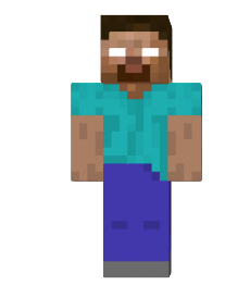 Download This For Minecraft Skins To Freak Out Your Friends And - Skin para o minecraft pocket edition