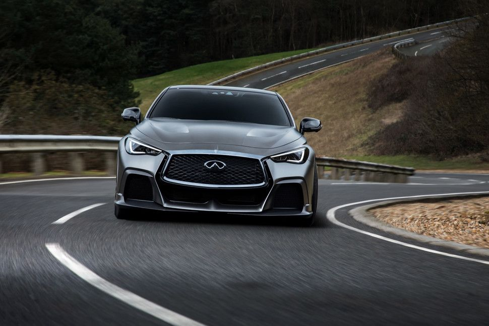 2020 Infiniti Q60 Project Black S With Much Power And Modern Design