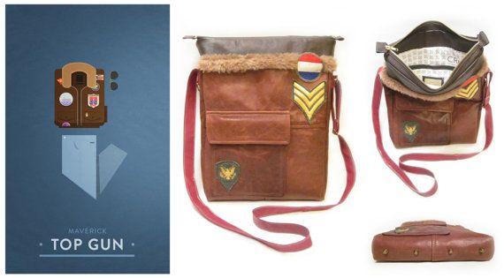 50% OFF  SALE Maverick Leather Handbag from The by CraveByCRV