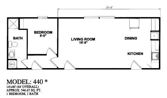 Oilfield Trailer Houses - unit floor plans- prices on mancamps ...