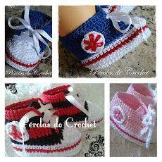 Tennis crochet