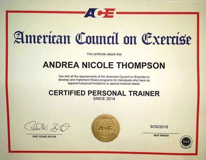 Congrats To Bdu Graduate Nikki Thompson For Earning The American