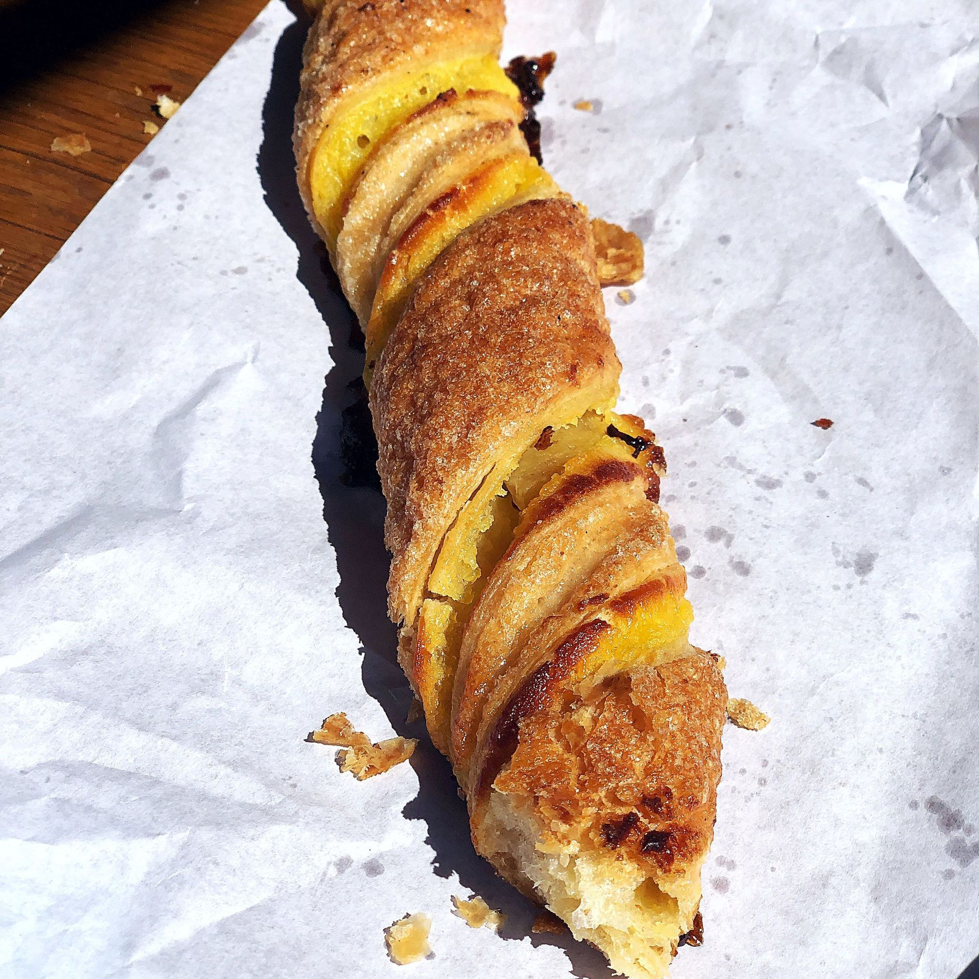 Photo of This Foot-Long French Pastry Is the Best Thing I Ate in Paris