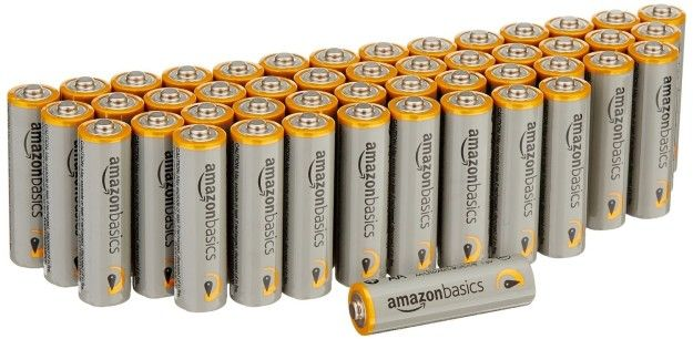A 48 Pack Of Aa Batteries Because You Can Never Have Enough Alkaline Battery Batteries Battery Hacks