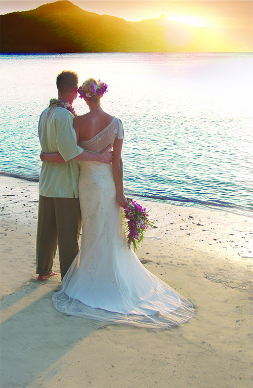 A Timeless Moment At Turtle Island Resort