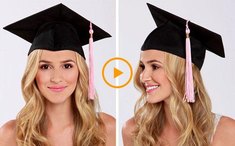 10 ideas de estilo de cabello lindas y simples para la graduación – Proyecto inspirado