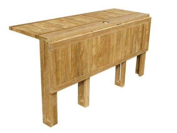Telemaco by il giardino di legno collezione teak tavolo da