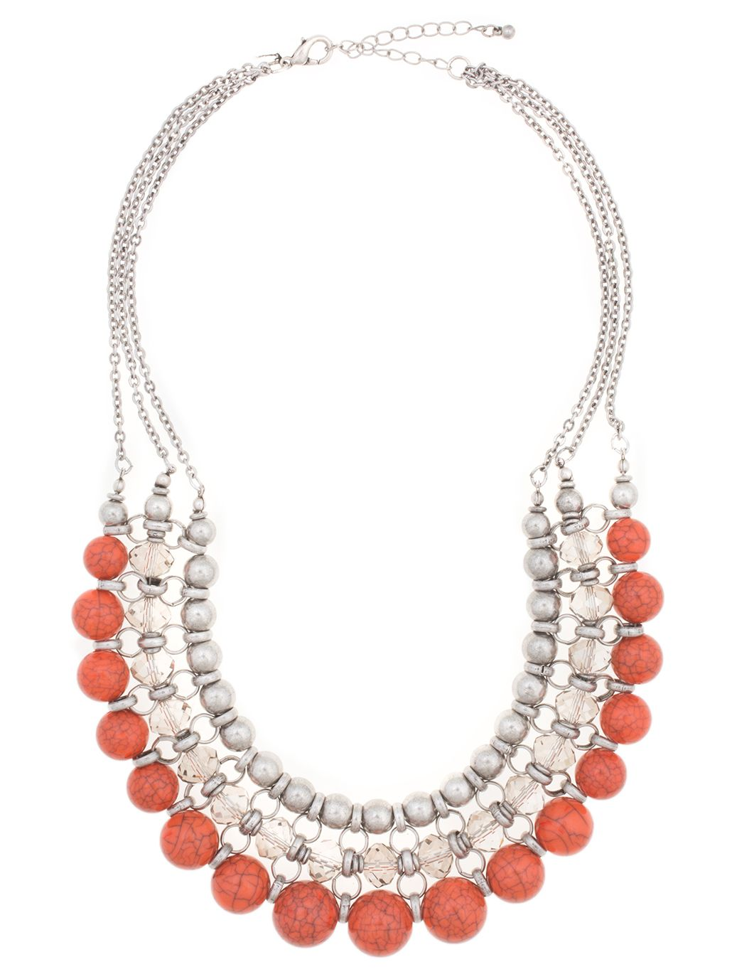 Sphere Statement Necklace | Women's Plus Size Jewelry