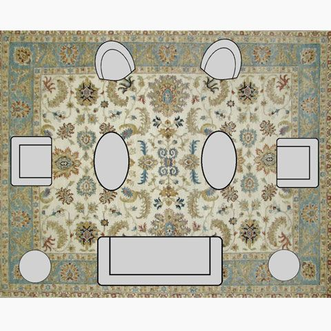For 10x14 12x15 Living Room Set Up Rug Size Guide Rugs Size Rug Size