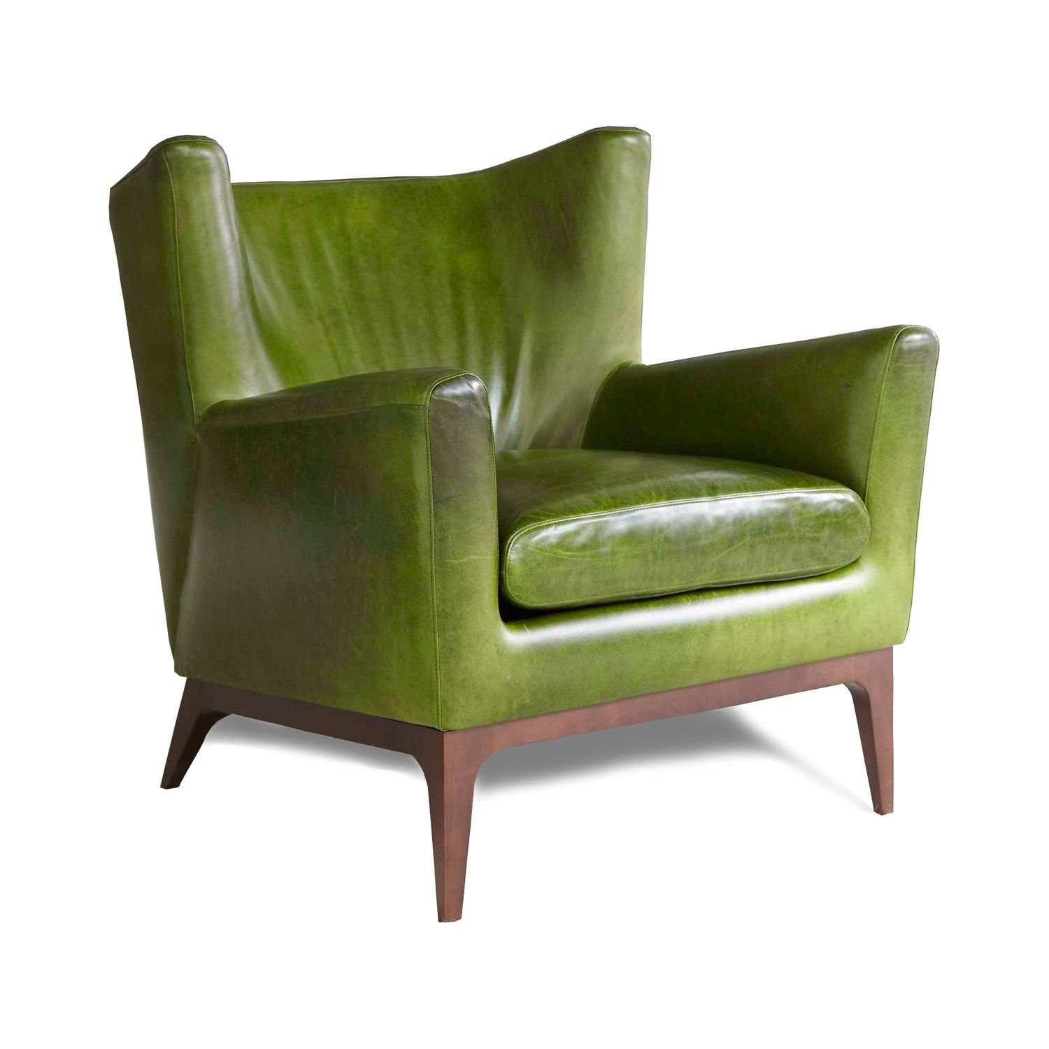 Attractive Cole Chair From American Leather Available In Red Fabric At Richard Neel  Interiors In Tulsa, OK.