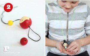 Doll face necklace4