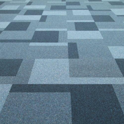 Commercial Carpet Tiles With Large Patterns Triumph