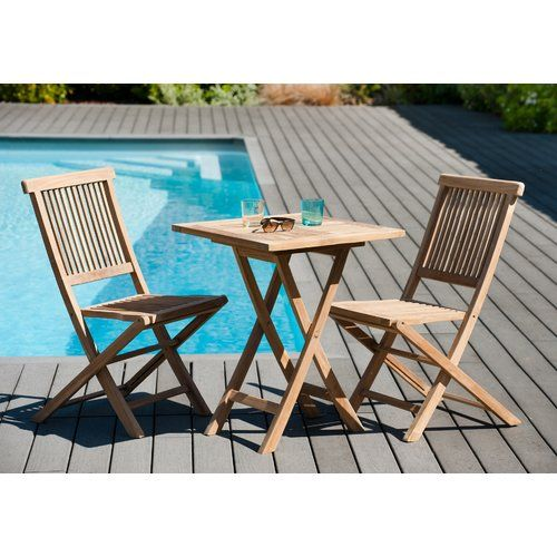 Woehler Garden 2 Seater Bistro Set Sol 72 Outdoor Outdoor