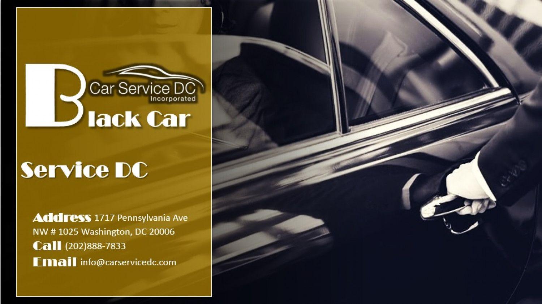 Black car service dc visually black car service