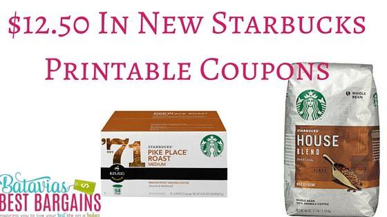 1250 in new starbucks printable coupons deal at bjs httpbataviasbestbargains