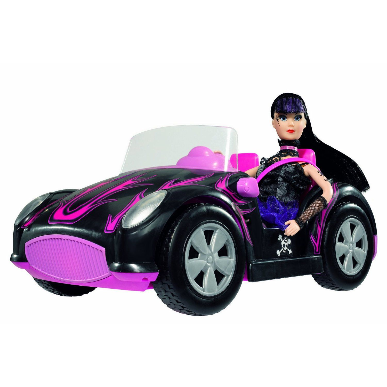 Barbie Doll Car Lots Of New Mystic Girlz Steffi Love And Kevin