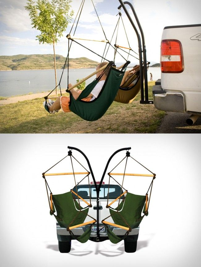 Trailer Hitch Stand Hammock Chair Combo Outdoor Hammock Outdoor Hammock Camping