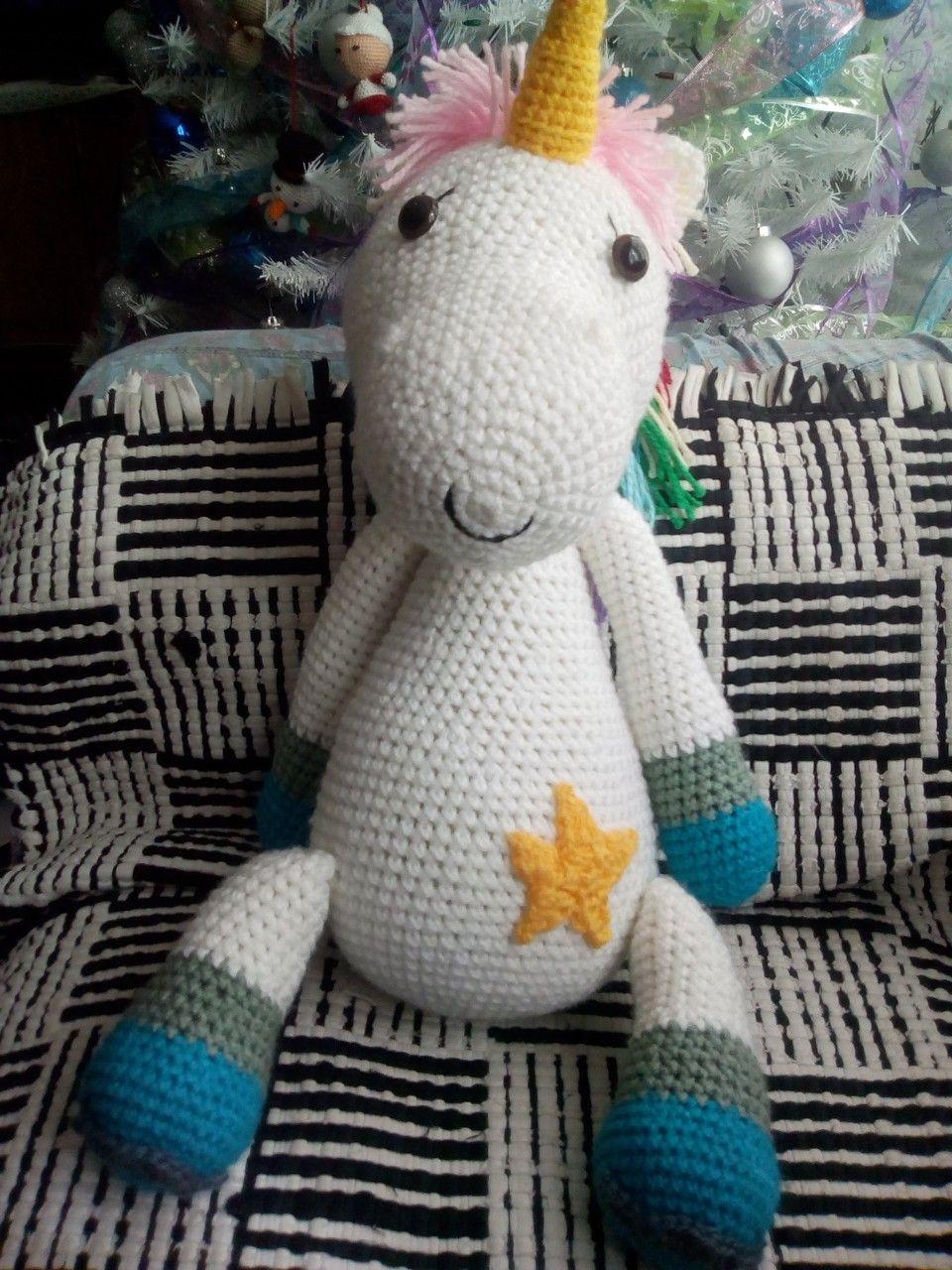 Amigurumi Knitting Unicorn Amigurumi Dozer – Amigurumi Patterns | 1280x960