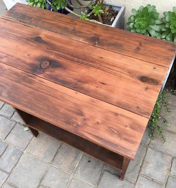 Wood Sofa Table Drop Leaf Farmhouse Style Furniture Kitchen Etsy Old Wood Table Drop Leaf Table Farmhouse Style Furniture