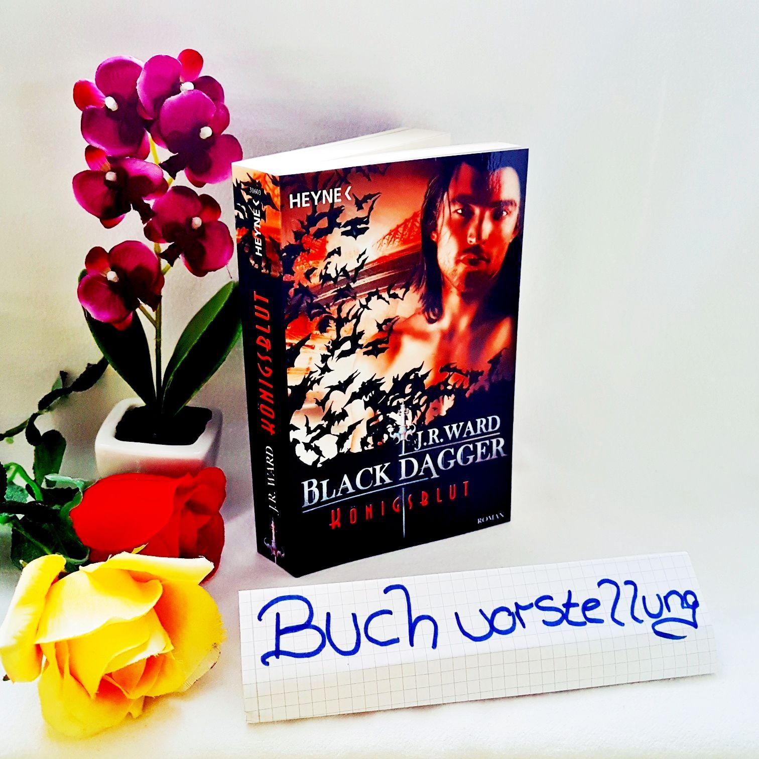 Black Dagger Königsblut von J.R.Ward