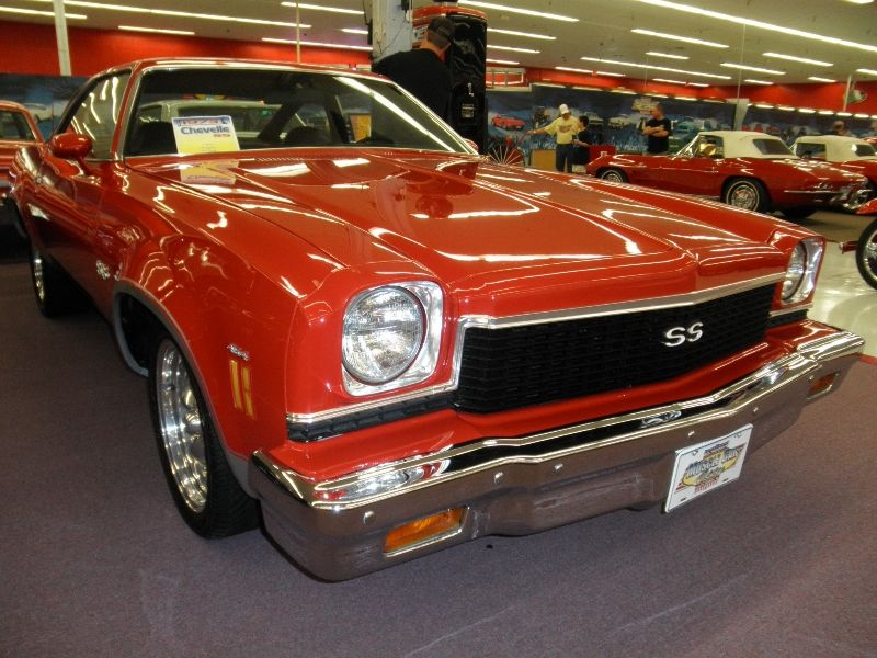 1973 Chevy Chevelle Ss