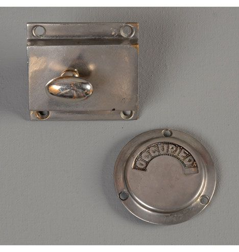 1000 Images About Toilet Patition Hardware On Pinterest   Toilets. Bathroom Door Locks Occupied   Rukinet com