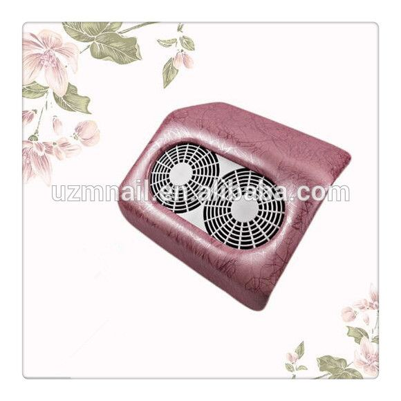 Hot new arrival product strong nail dust extractor with two fan ...