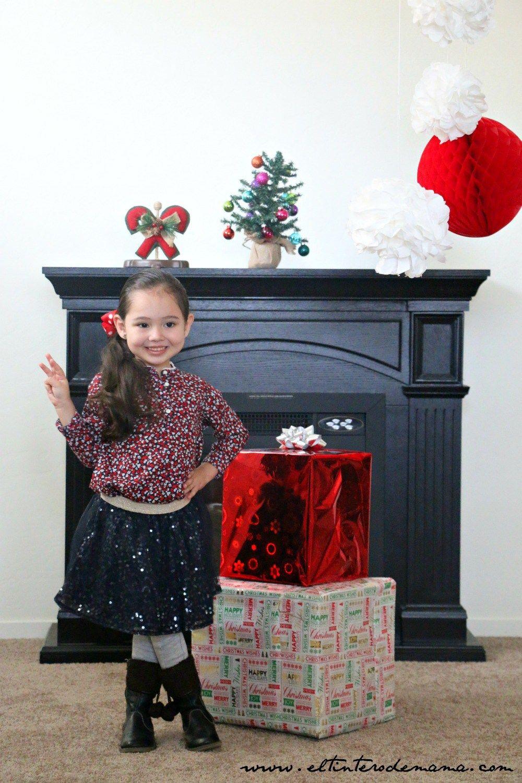 Haz de esta época festiva un retrato inolvidable con OshKosh Kids