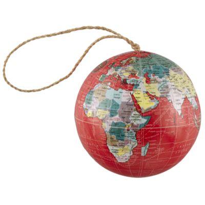 Jesse Tree -  Creation = Globe Ornament
