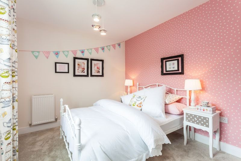 cce5bbfdd04d96 Image result for pink feature wall   Jess' Room   Pink feature wall ...