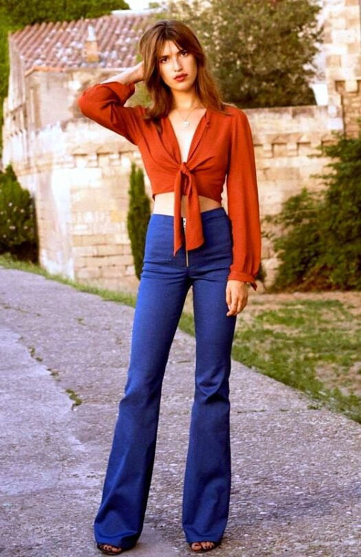 680e244332c My Name Is Penny Lane And I Am A Band Aide 1970s Fashion Clothes