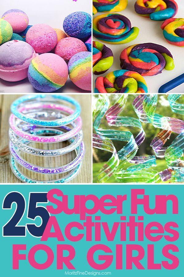 Photo of 25 Summer Activities for Girls