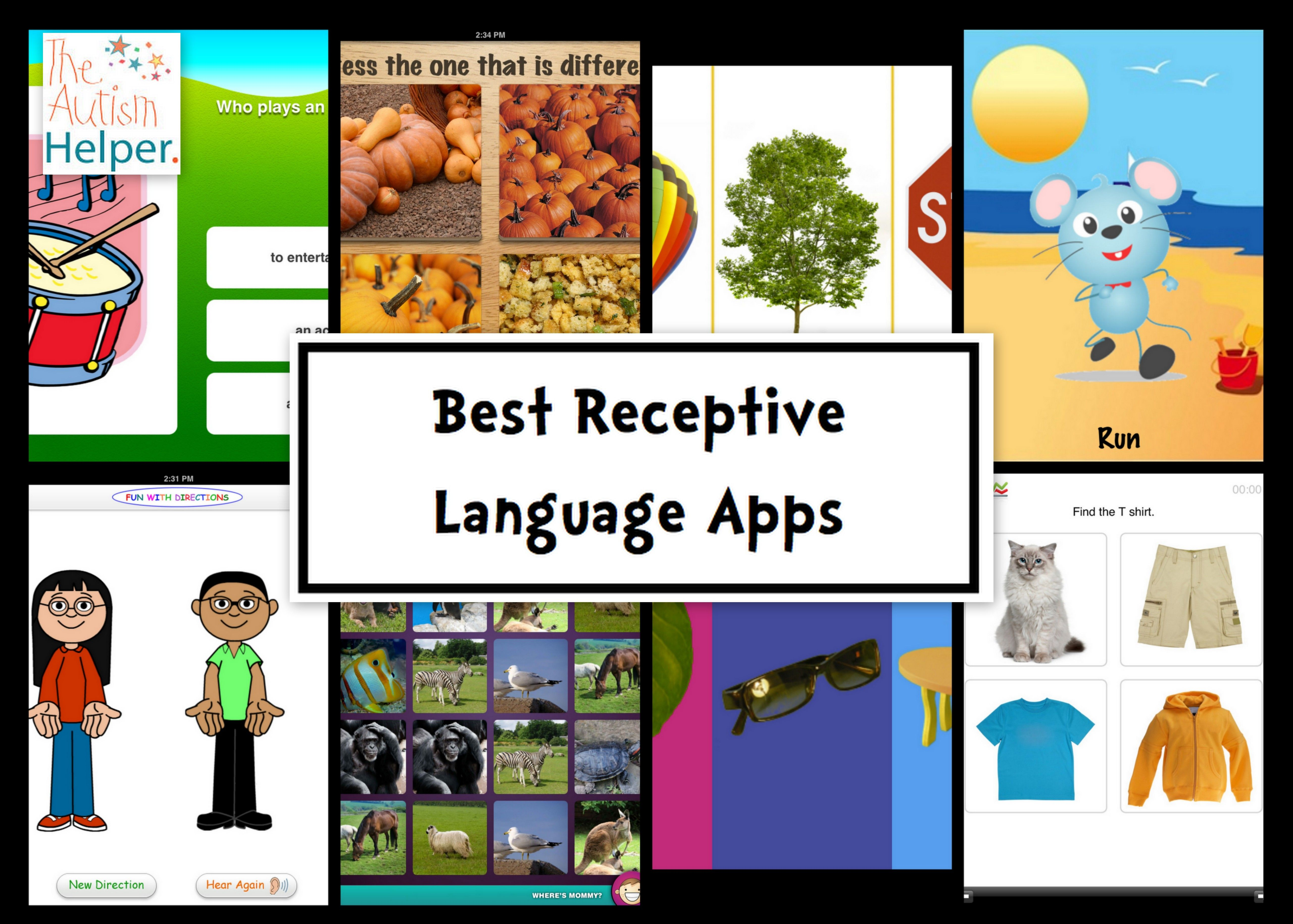 Best Receptive Language Apps
