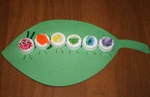 The Very Hungry Caterpillar #preschool