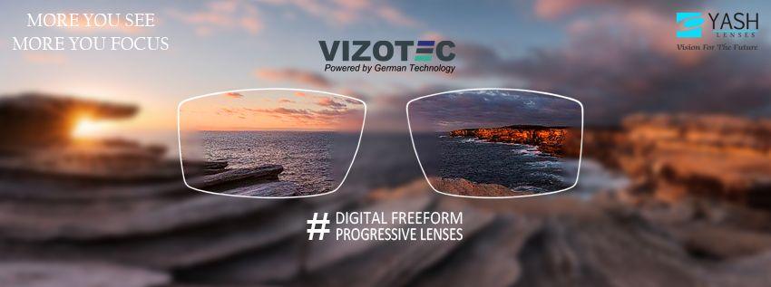 Vizotec german Technology best progressive lenses ...