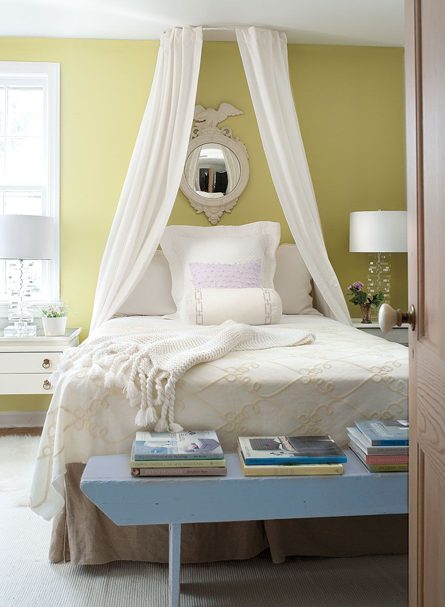 Benjamin Moore Paint Guide: The Right Sheen For Every Room